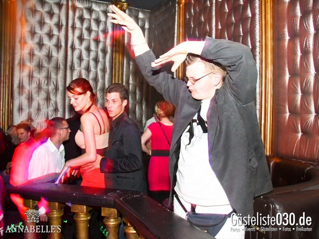 https://www.gaesteliste030.de/Partyfoto #70 Annabelle's Berlin vom 08.04.2012