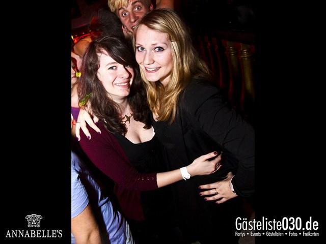 https://www.gaesteliste030.de/Partyfoto #115 Annabelle's Berlin vom 10.04.2012