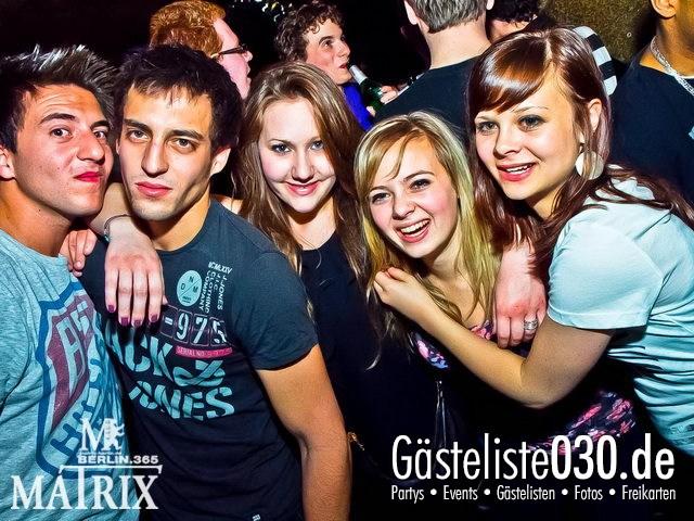 https://www.gaesteliste030.de/Partyfoto #53 Matrix Berlin vom 18.04.2012