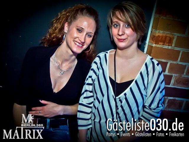 https://www.gaesteliste030.de/Partyfoto #68 Matrix Berlin vom 03.03.2012
