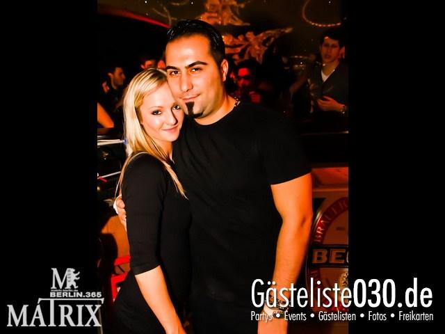 https://www.gaesteliste030.de/Partyfoto #33 Matrix Berlin vom 12.01.2012