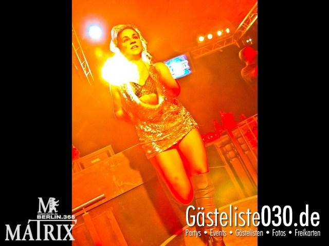 https://www.gaesteliste030.de/Partyfoto #37 Matrix Berlin vom 10.10.2011