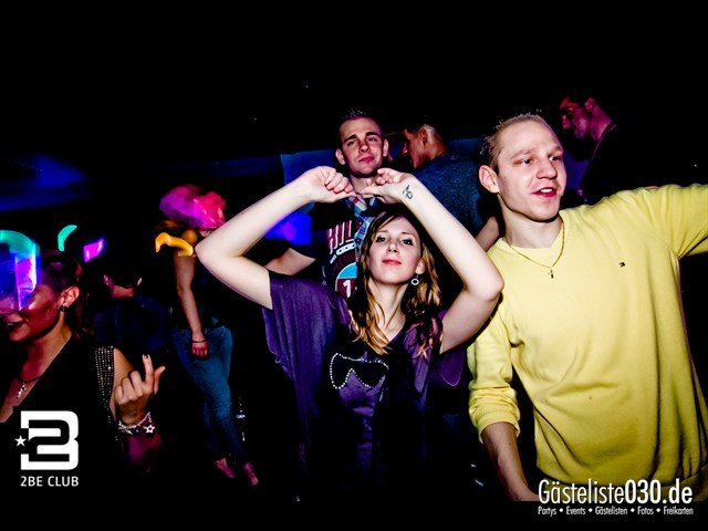 https://www.gaesteliste030.de/Partyfoto #131 2BE Club Berlin vom 25.02.2012