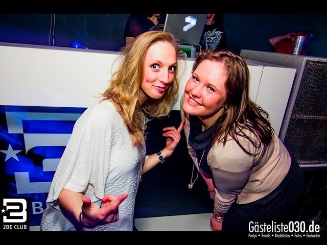 https://www.gaesteliste030.de/Partyfoto #144 2BE Club Berlin vom 14.04.2012