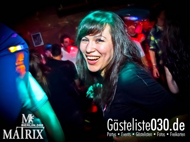 https://www.gaesteliste030.de/Partyfoto #40 Matrix Berlin vom 14.03.2012