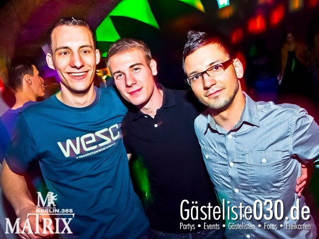 https://www.gaesteliste030.de/Partyfoto #77 Matrix Berlin vom 23.03.2012