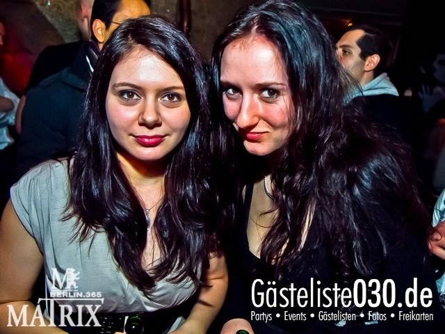 https://www.gaesteliste030.de/Partyfoto #5 Matrix Berlin vom 01.03.2012