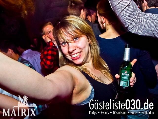 https://www.gaesteliste030.de/Partyfoto #104 Matrix Berlin vom 31.03.2012