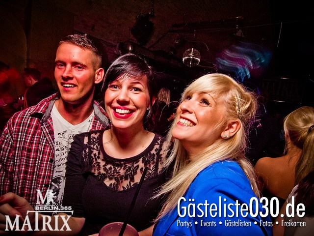https://www.gaesteliste030.de/Partyfoto #36 Matrix Berlin vom 01.02.2012