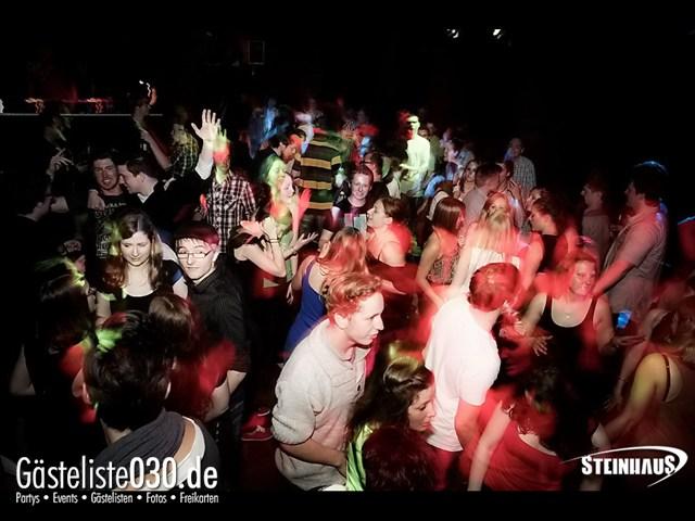 https://www.gaesteliste030.de/Partyfoto #42 Steinhaus Berlin vom 11.05.2012