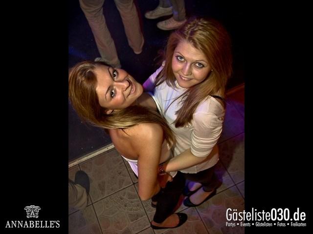 https://www.gaesteliste030.de/Partyfoto #75 Annabelle's Berlin vom 09.04.2012