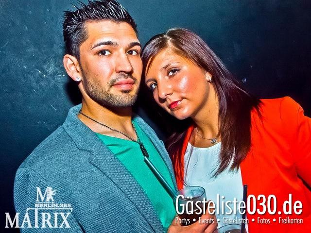 https://www.gaesteliste030.de/Partyfoto #31 Matrix Berlin vom 13.04.2012