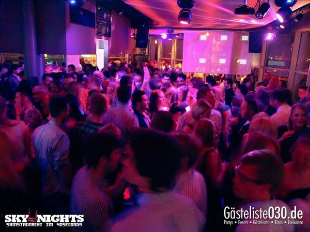 Partypics 40seconds 21.04.2012 SkyNights - DENIZ DANEZ live