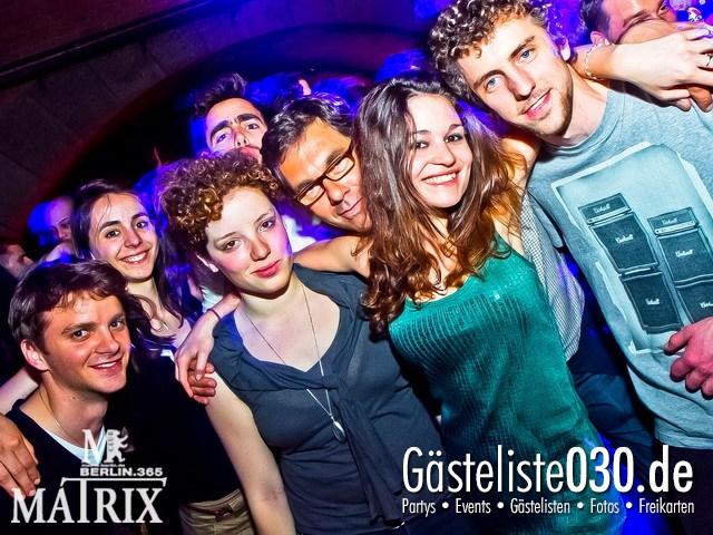 https://www.gaesteliste030.de/Partyfoto #56 Matrix Berlin vom 30.03.2012