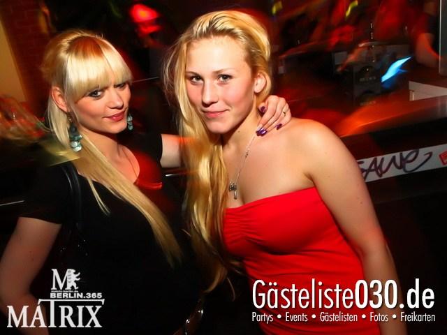 https://www.gaesteliste030.de/Partyfoto #61 Matrix Berlin vom 05.05.2012