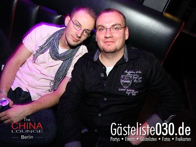 https://www.gaesteliste030.de/Partyfoto #53 China Lounge Berlin vom 13.01.2012