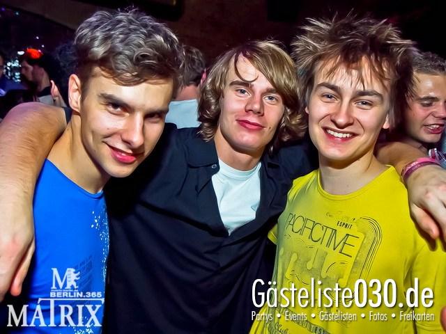 https://www.gaesteliste030.de/Partyfoto #37 Matrix Berlin vom 15.12.2011