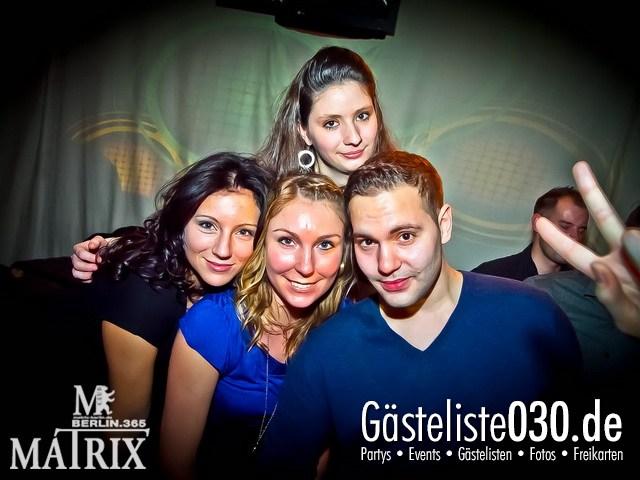 https://www.gaesteliste030.de/Partyfoto #28 Matrix Berlin vom 27.01.2012