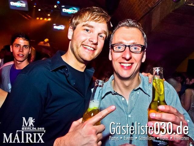 https://www.gaesteliste030.de/Partyfoto #13 Matrix Berlin vom 13.04.2012