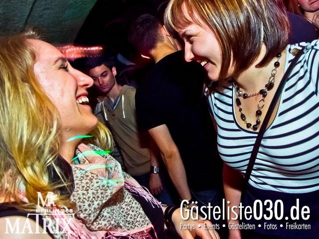https://www.gaesteliste030.de/Partyfoto #8 Matrix Berlin vom 29.03.2012
