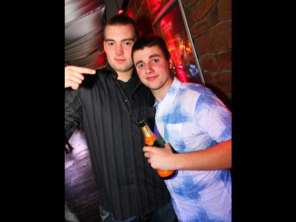 Partyfoto #50 Q-Dorf 14.01.2012 Galaktika