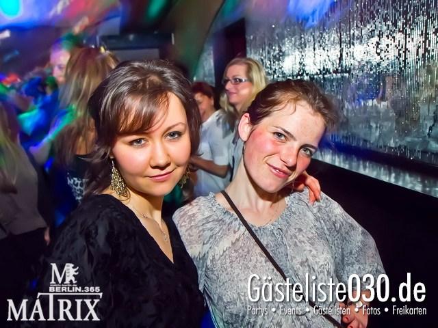 https://www.gaesteliste030.de/Partyfoto #45 Matrix Berlin vom 05.04.2012