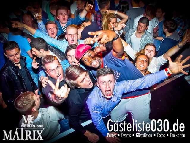 https://www.gaesteliste030.de/Partyfoto #62 Matrix Berlin vom 05.04.2012