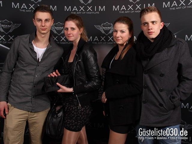 https://www.gaesteliste030.de/Partyfoto #2 Maxxim Berlin vom 30.03.2012