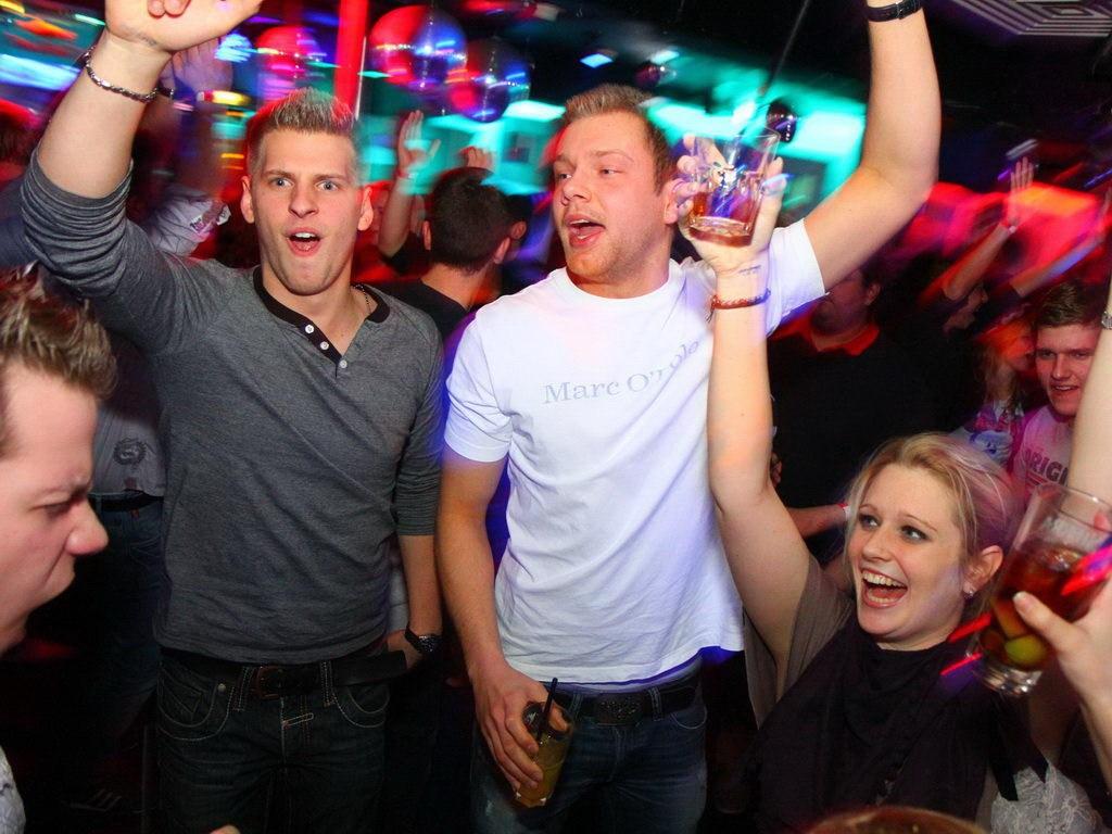 Partyfoto #49 Q-Dorf 25.01.2012 Berliner Clubnacht