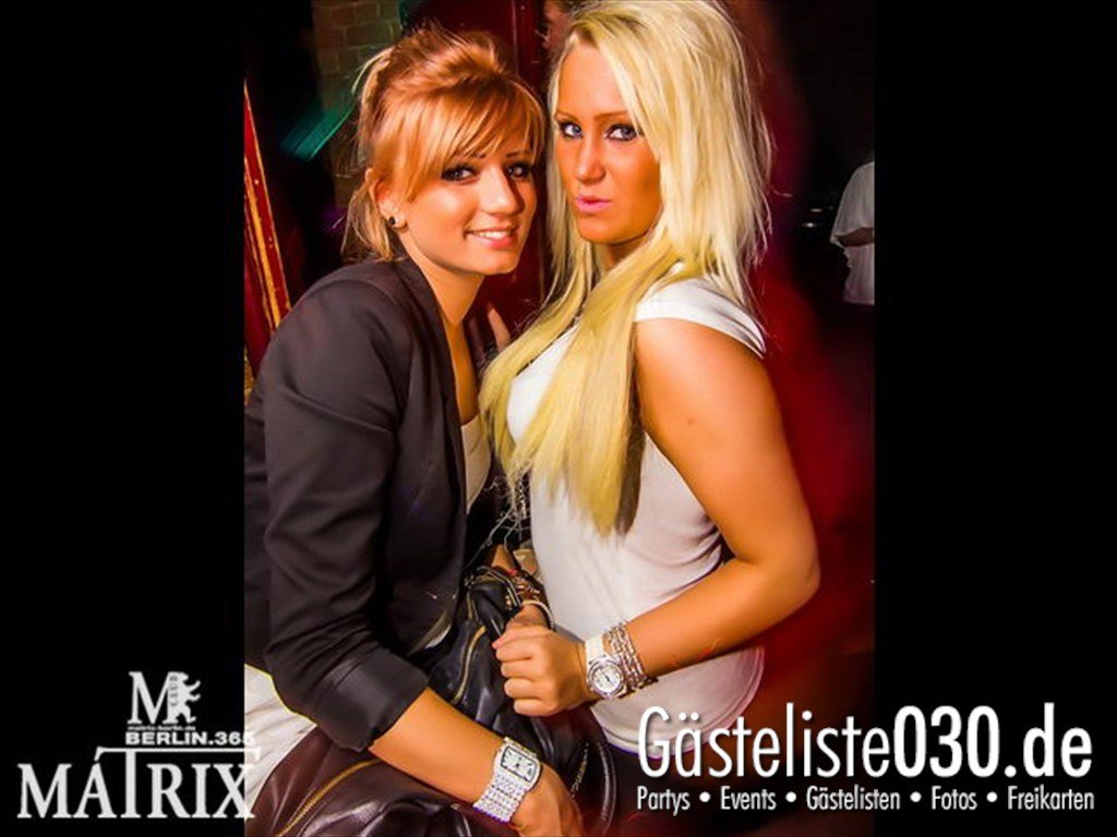 Partyfoto #49 Matrix 16.05.2012 Allure