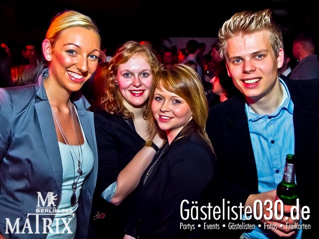 https://www.gaesteliste030.de/Partyfoto #65 Matrix Berlin vom 09.03.2012