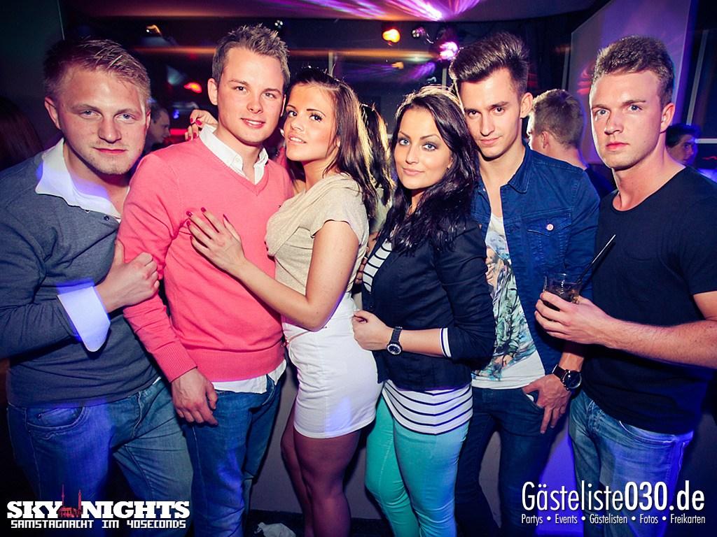 Partyfoto #49 40seconds 28.04.2012 SkyNights