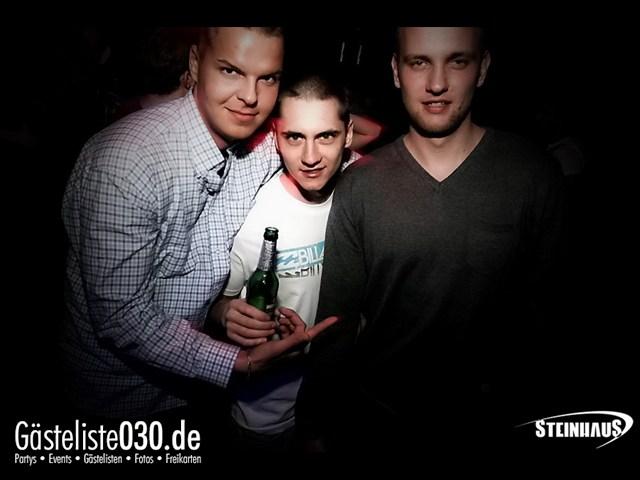 https://www.gaesteliste030.de/Partyfoto #89 Steinhaus Berlin vom 20.04.2012