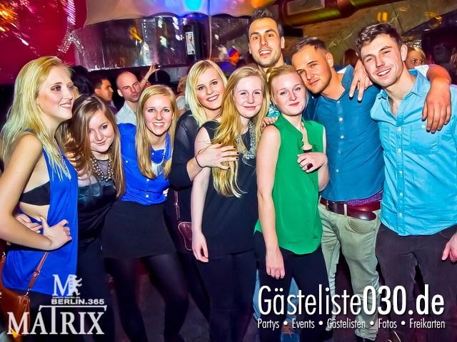 https://www.gaesteliste030.de/Partyfoto #45 Matrix Berlin vom 13.01.2012