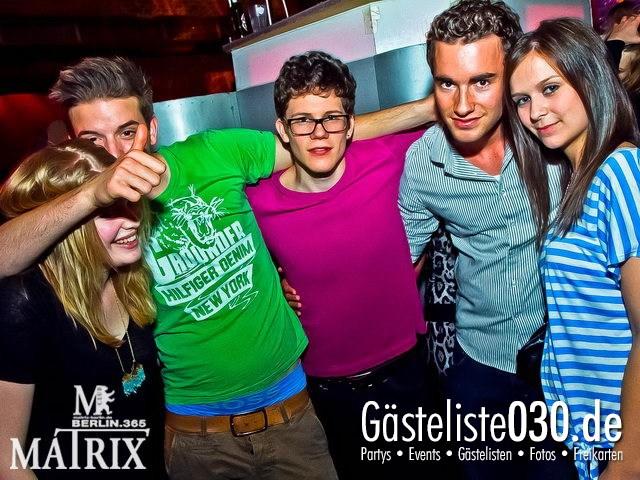 https://www.gaesteliste030.de/Partyfoto #57 Matrix Berlin vom 18.04.2012