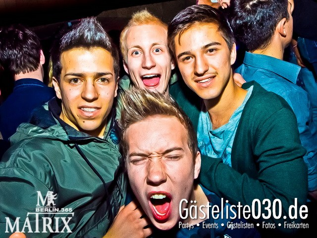 https://www.gaesteliste030.de/Partyfoto #20 Matrix Berlin vom 19.04.2012