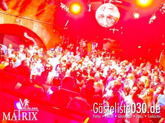 https://www.gaesteliste030.de/Partyfoto #54 Matrix Berlin vom 09.05.2012