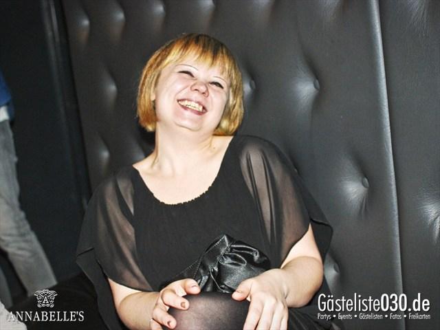 https://www.gaesteliste030.de/Partyfoto #68 Annabelle's Berlin vom 13.04.2012