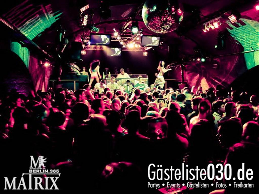Partyfoto #48 Matrix 13.04.2012 Energy BERLIN präs. We Love To Party