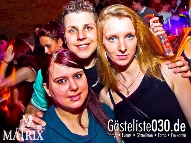 https://www.gaesteliste030.de/Partyfoto #39 Matrix Berlin vom 30.03.2012