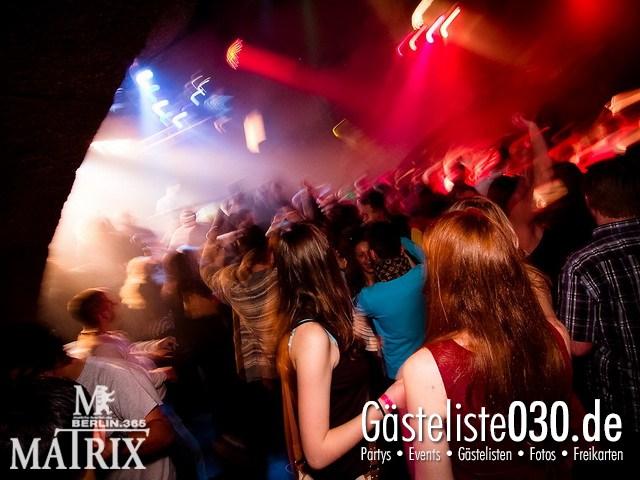 https://www.gaesteliste030.de/Partyfoto #49 Matrix Berlin vom 05.01.2012
