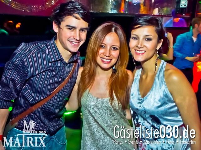 https://www.gaesteliste030.de/Partyfoto #20 Matrix Berlin vom 13.01.2012
