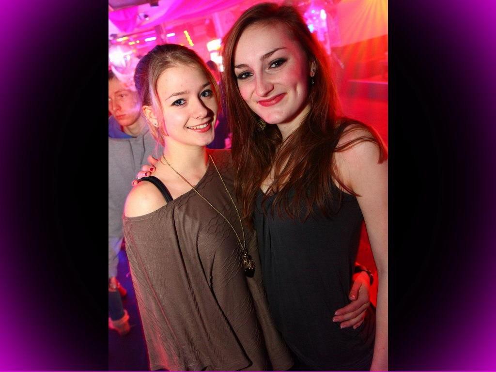 Partyfoto #49 Q-Dorf 03.02.2012 Pink