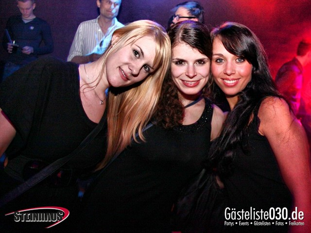 https://www.gaesteliste030.de/Partyfoto #14 Steinhaus Berlin vom 23.03.2012