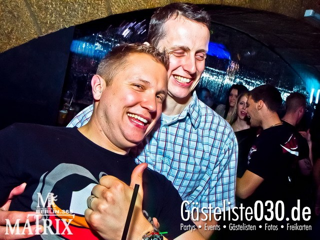 https://www.gaesteliste030.de/Partyfoto #92 Matrix Berlin vom 30.03.2012