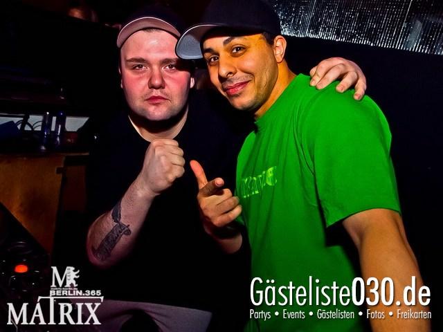 https://www.gaesteliste030.de/Partyfoto #20 Matrix Berlin vom 09.03.2012