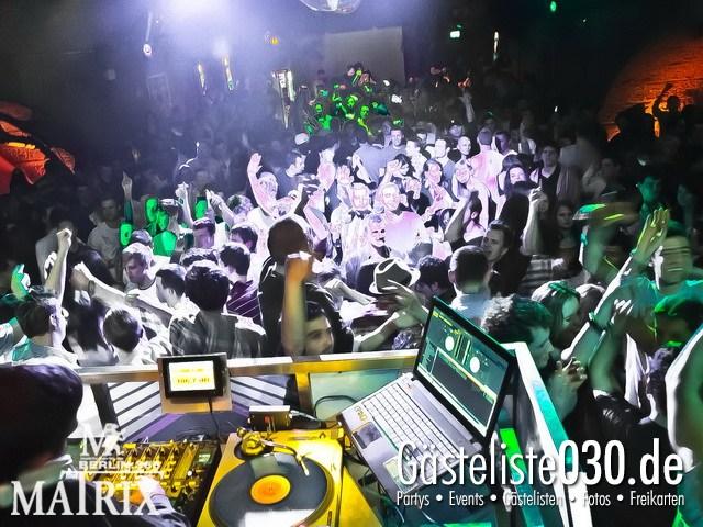 https://www.gaesteliste030.de/Partyfoto #65 Matrix Berlin vom 10.03.2012