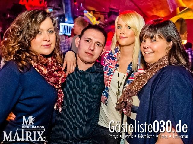 https://www.gaesteliste030.de/Partyfoto #60 Matrix Berlin vom 11.04.2012