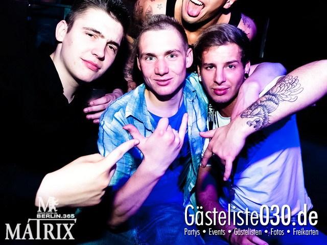https://www.gaesteliste030.de/Partyfoto #39 Matrix Berlin vom 11.04.2012