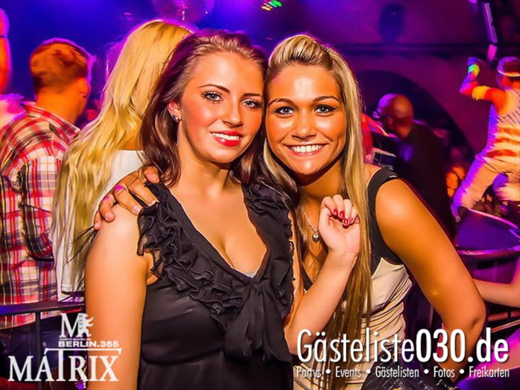 Partyfoto #50 Matrix 16.05.2012 Allure